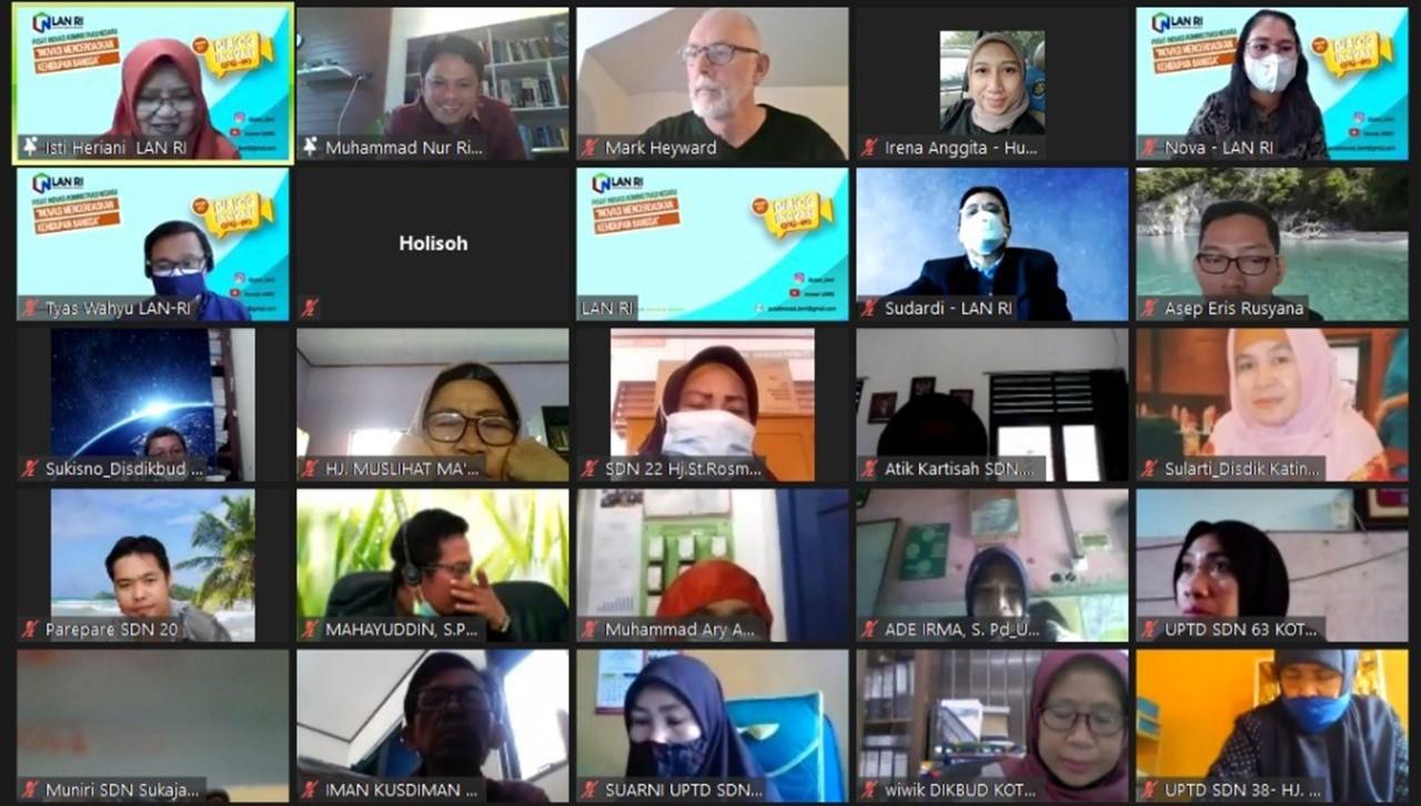 LAN Dorong Transformasi di Bidang Pendidikan