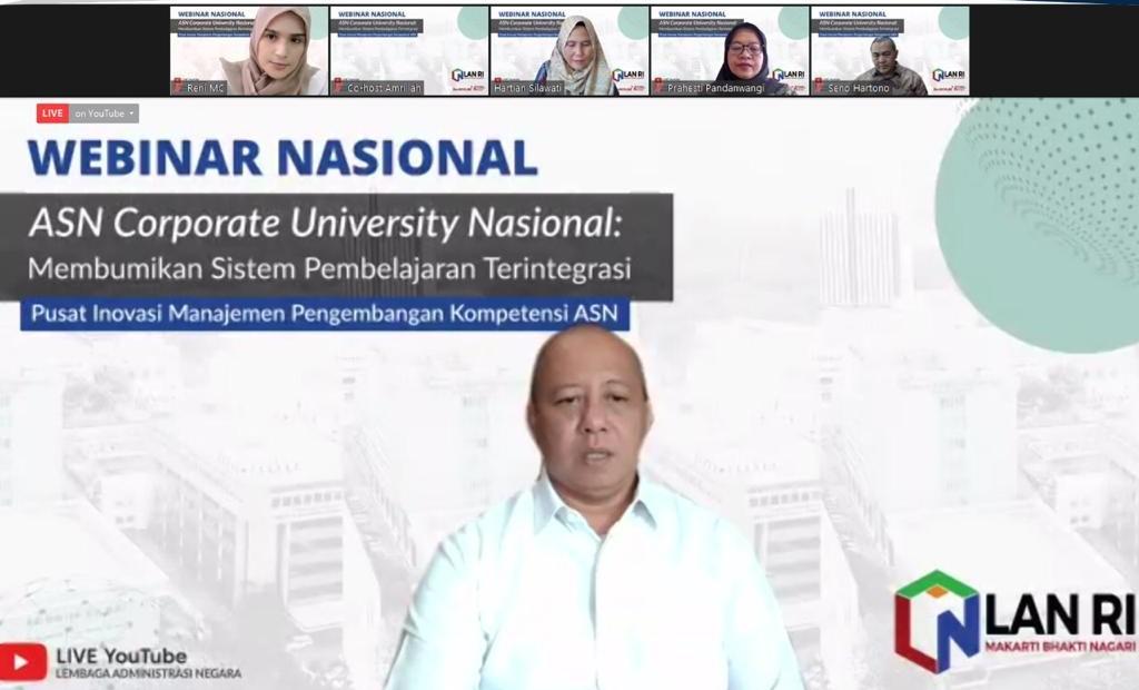 ASN Corporate University : Keniscayaan Suatu Sistem Pembelajaran ASN Terintegrasi